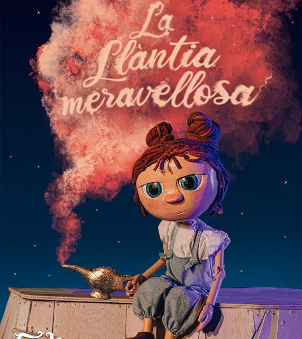 """Festuc Teatre presenta la seva nova producció """"La Llàntia Meravellosa"""""""